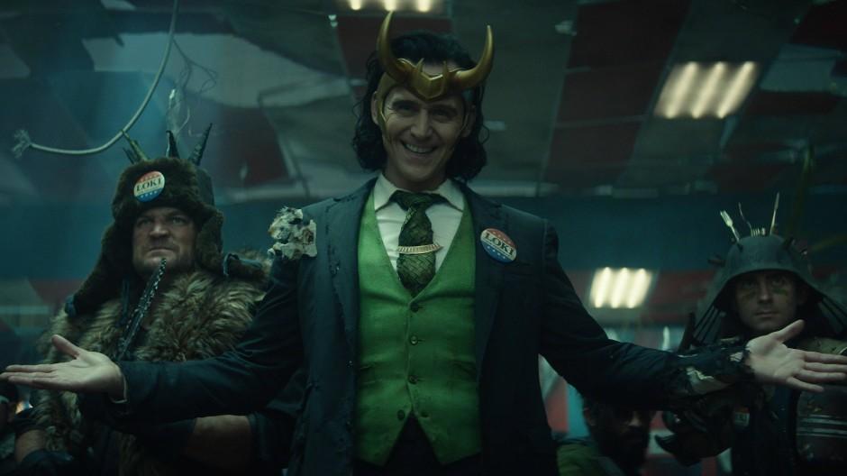 Willkommen in seiner Welt: Tom Hiddleston spielt den Tunichtgut Loki.