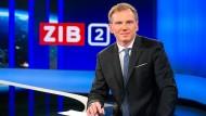 Ihn hat sich die FPÖ zum Antagonisten erkoren: der Nachrichtenmoderator Armin Wolf.