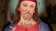 So einen Jesus will der Apple-Kiosk nicht