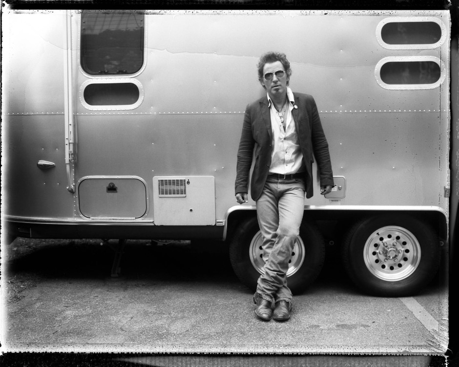 Bruce Springsteen, 2007.