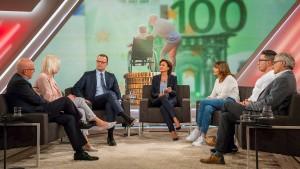Jens Spahn und die Vorstellung, seine Eltern selbst zu pflegen