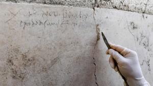 Wann brach der Vesuv tatsächlich aus?