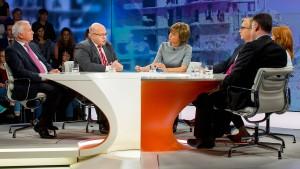 Der umstrittene Politikberater Alexander Rahr
