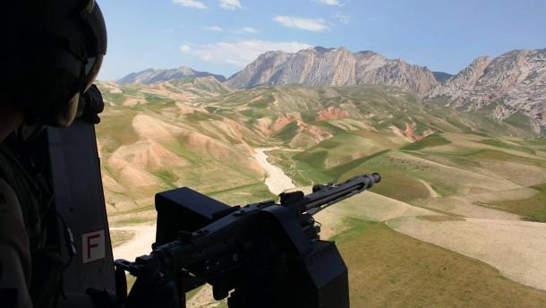 Dreizehn Jahre in Afghanistan