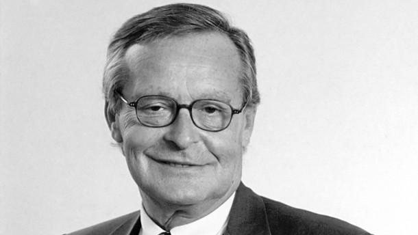 Journalist Horst Schättle gestorben
