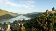 Tja, warum ist es denn nun am Rhein so schön?