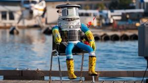 Der Roboter, der per Anhalter fährt