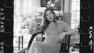 Joan Didion, aufgenommen in den sechziger Jahren.