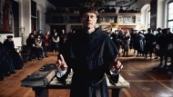 Ich widerrufe nichts: Martin Luther (Roman Knizka) tritt vor Karl V.