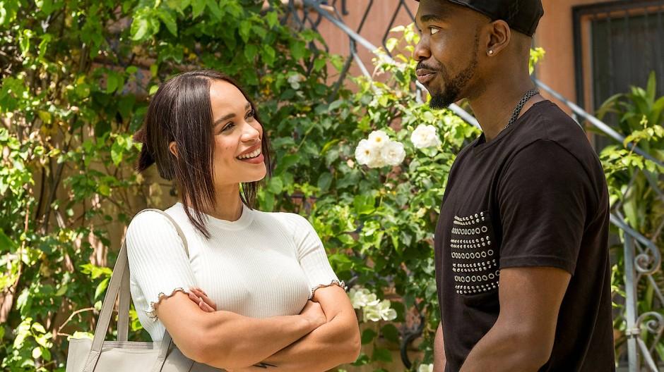 Seine Exfrau (Cleopatra Coleman) bringt er immer noch zum Lachen, aber hilft das Floyd (Jay Pharoah) wirklich weiter?