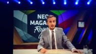 Satire ist, wenn man trotzdem lacht: Jan Böhmermann kann sich jetzt auf die nächsten Erdogan-Witze vorbereiten.