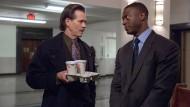 Die beiden bilden zu Beginn noch nicht wirklich das perfekte Team: FBI-Mann Jackie Rohr (Kevin Bacon, l.) und Staatsanwalt Decourcy Ward (Aldis Hodge).