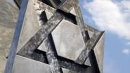 Mahnende Erinnerung an die deutsche Verantwortung: Das Denkmal für die ermordeten Juden Europas in Berlin.