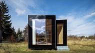 Freie Sicht: Das Timber Prototype House in Apolda, ein Projekt der Internationalen Bauausstellung (IBA) Thüringen.