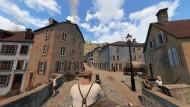 Aussichtsreich: Während der (realen) Busfahrt über den Festungsring kann man die Perspektive, das Gefährt und, wie hier zu sehen, ins Jahr 1867 wechseln.