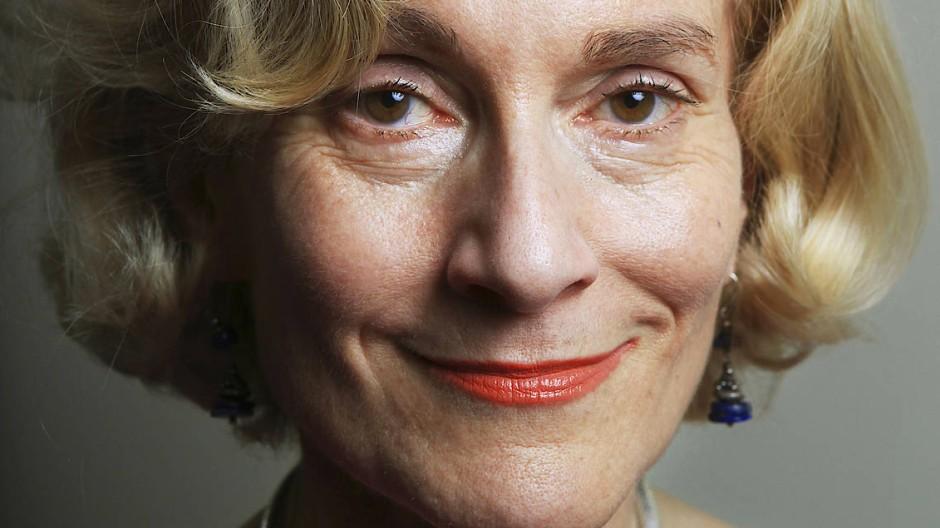 Temperament, Energie, analytische Strenge: Martha Nussbaum.