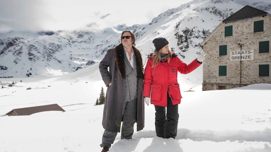 Serie Der Kommissar Und Die Alpen Im Ersten