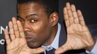 Soll er oder soll er nicht? Chris Rock ist als Moderator der Oscar-Nacht Ende Februar vorgesehen.