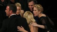"""Freude über den Oscar für """"Spotlight"""" als besten Film"""