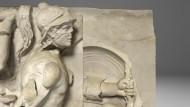 3D-Modell des Pergamonaltars