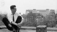 Der Architekt Walther Dunkl zeichnet sein Philosophicum