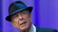 Längst wird er the godfather of song genannt: Leonard Cohen im August 2012 in Amsterdam