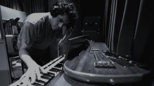 Flocken-Funk mit Mozarts Perücke