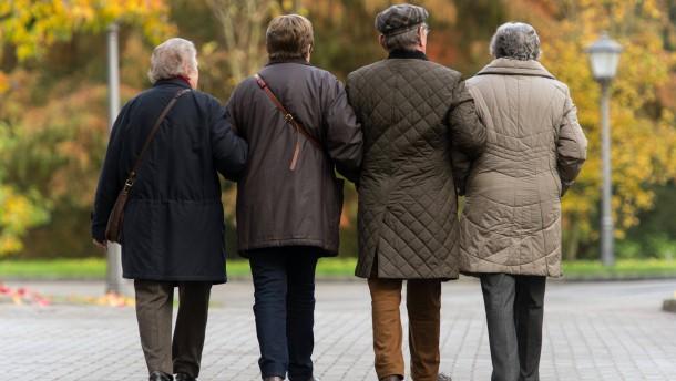 Auch Rentner können Arbeitszimmer absetzen