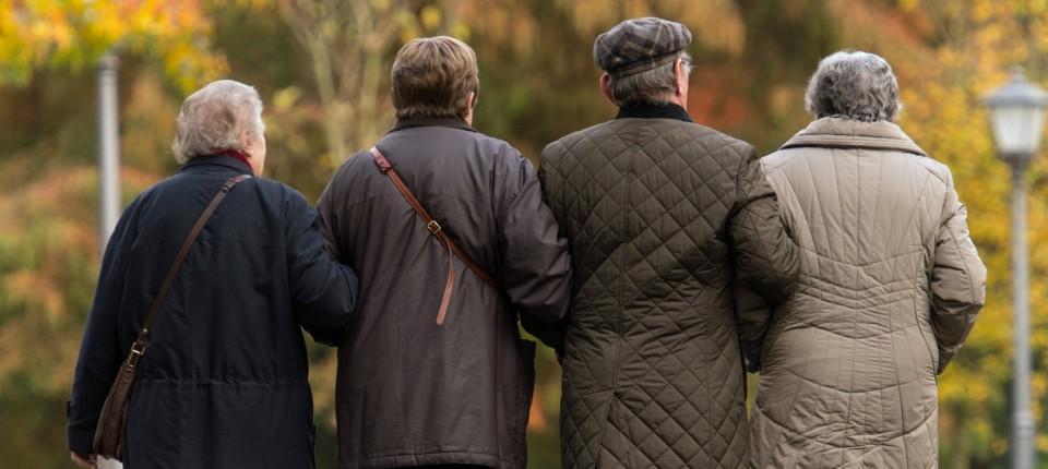 Auch Rentner Konnen Arbeitszimmer Von Der Steuer Absetzen