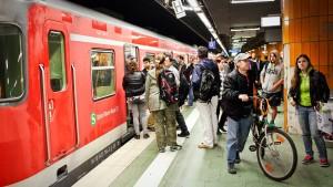Kostenloses Internet an Bahnhöfen