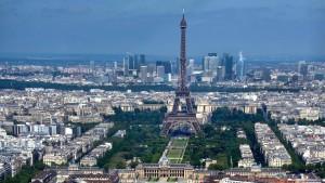 Angenehme Sommerbrise an der Pariser Börse