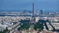 Bessere Stimmung, mehr Anlegervertrauen: Frankreichs Aktienmarkt lief zuletzt gut.