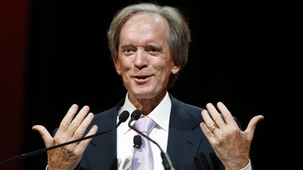 Bill Gross einigt sich mit Pimco auf Millionenzahlung