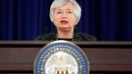 Fed entscheidet über weitere Drosselung ihrer Anleihenkäufe
