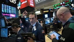 An den Finanzmärkten nehmen die Zinssorgen zu