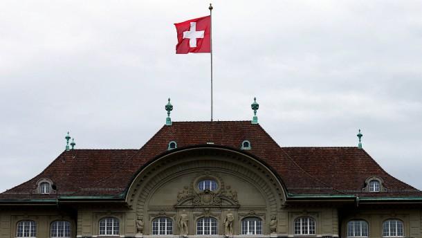 Schweizer Notenbank schöpft aus dem Vollen