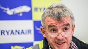 Ryanair erlaubt doppeltes Handgepäck