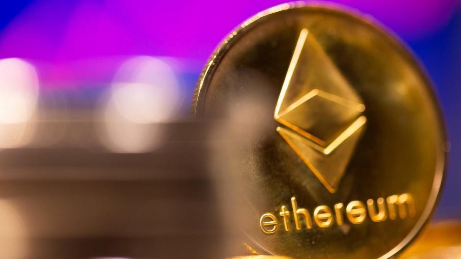 Auch die Ethereum-Münze ist selbstverständlich nur Trug.