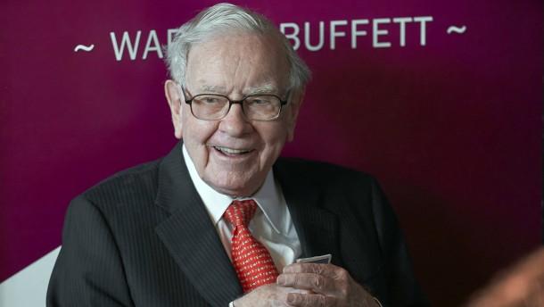 Wie Warren Buffett so reich wurde