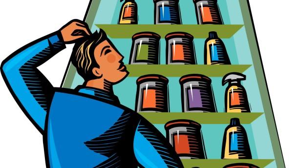 Marmeladenkäufer und andere Spießer