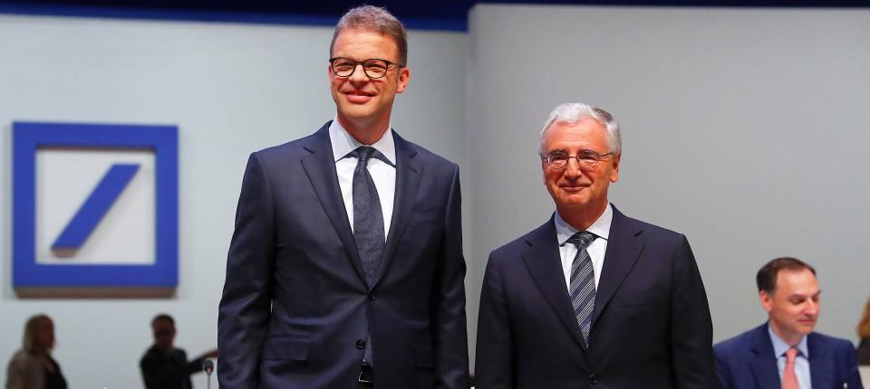Deutsche Bank Aktuell