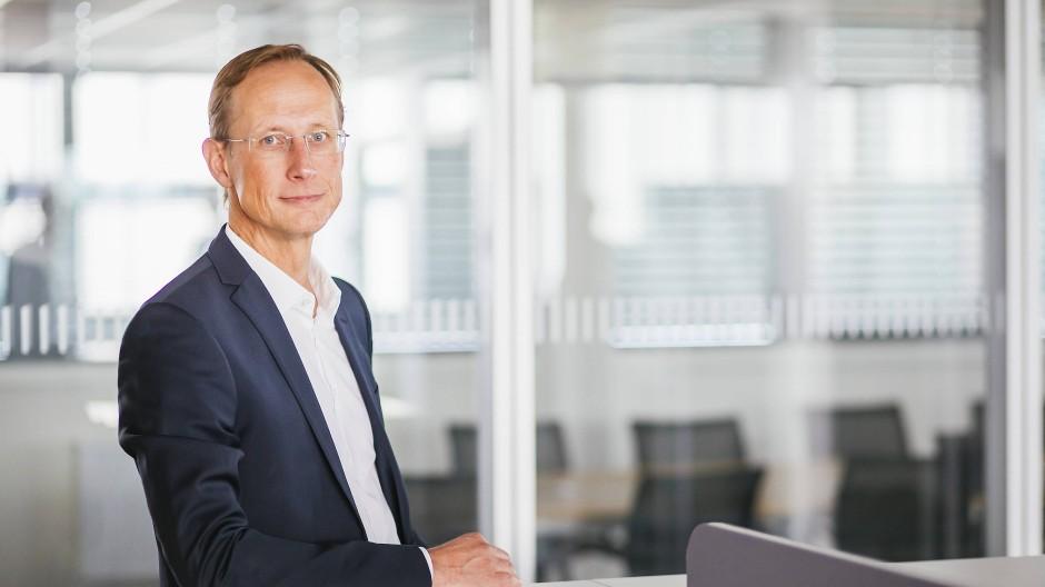 Franz-Werner Haas, Vorstandsvorsitzender von Curevac