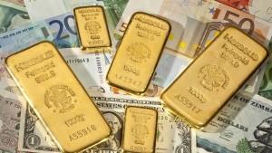 Das Geldvermögen der Deutschen ist gesunken