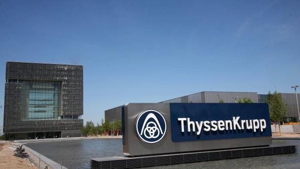 Moody's stuft Thyssen-Krupp herab