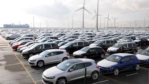 Neue Autos für Deutschland