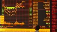 Chinas Börsenverluste zehn Mal so groß wie Griechenlands Wirtschaft