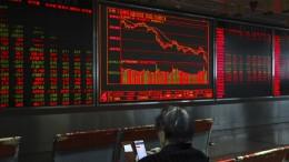 China und die große Sorge vor dem Kollaps