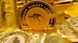 Deutsche horten so viel Gold wie nie