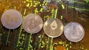 Deutsche Banken handeln mit Kryptoanlagen