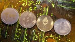 Bitcoin erholt sich und steigt über 7000 Dollar